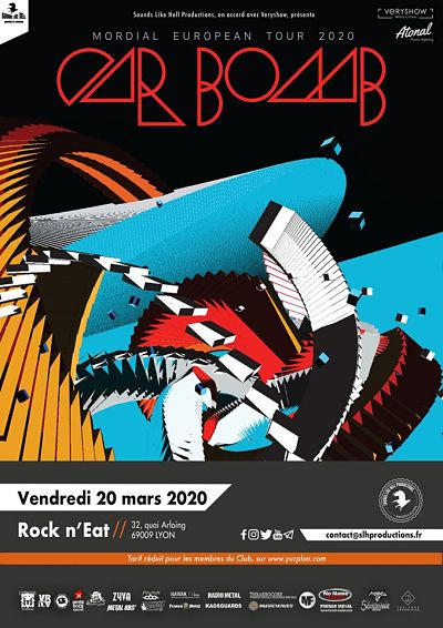 CAR BOMB [Lyon - 69] > 20-03-2020