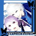 Vampire wa Kuwazugirai