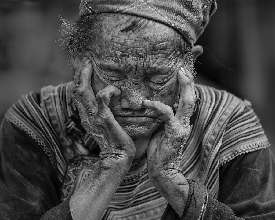 Les femmes âgées MkPrP
