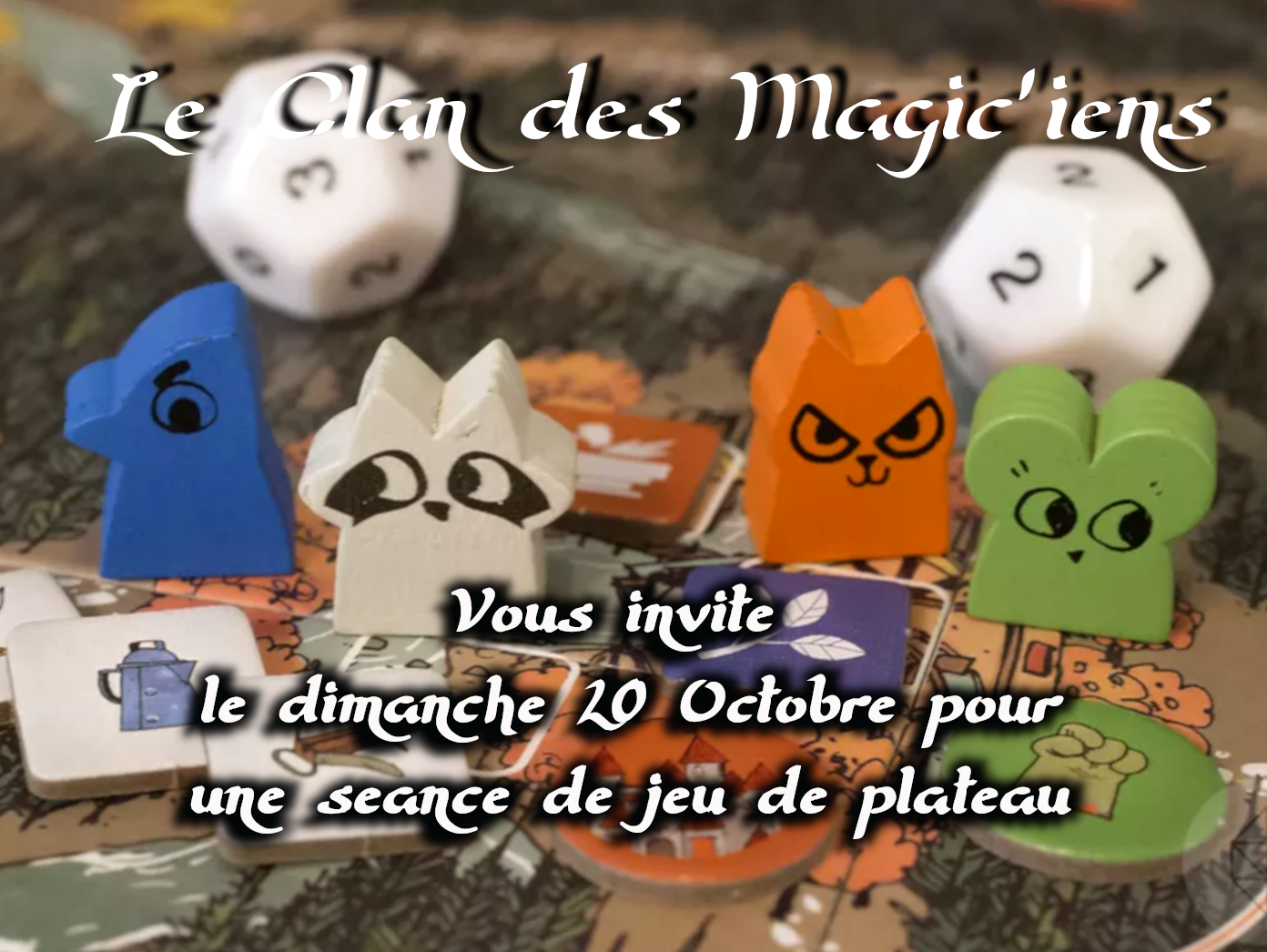 Dimanche 20 Octobre : Jeux de plateaux à partir de 14h Mqde1