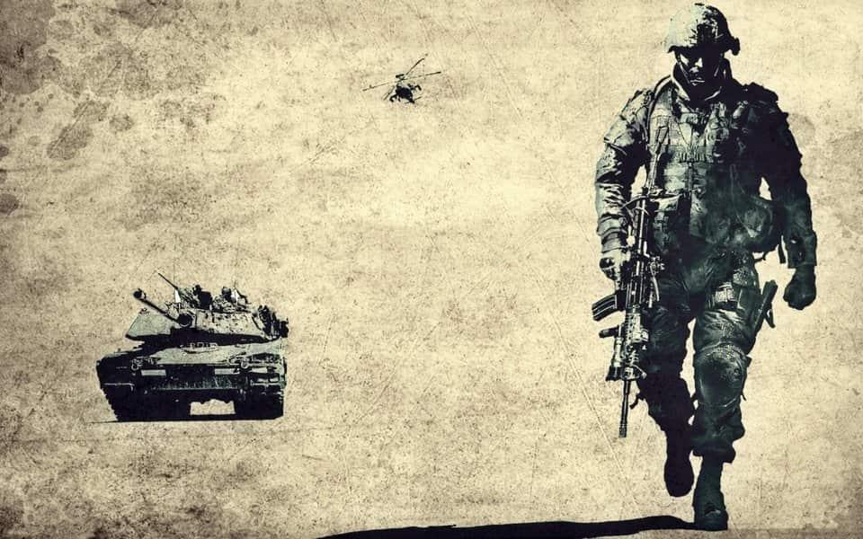 كتاب المذاهب العسكرية في العالم