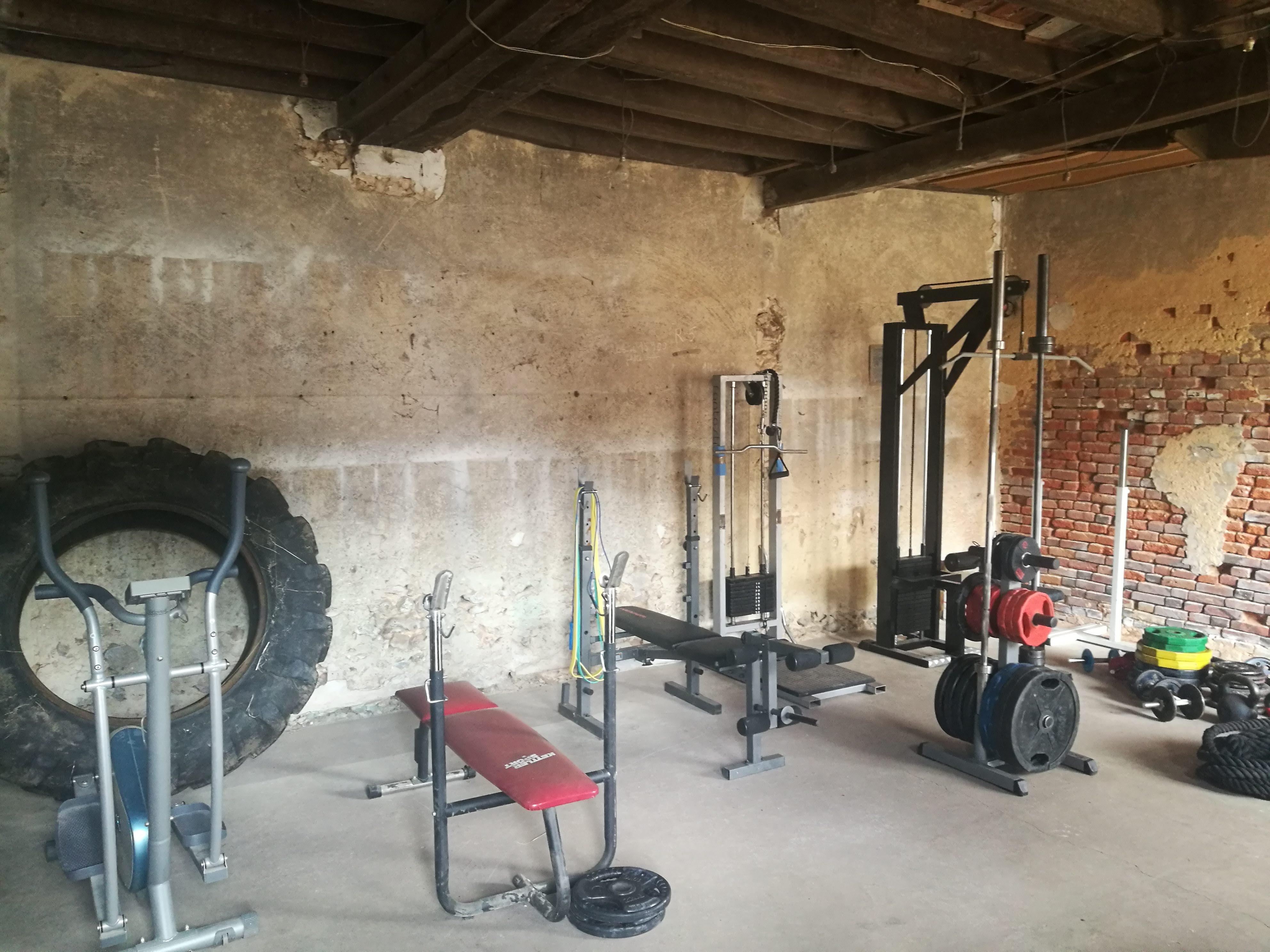 Mon Home Gym Va Enfin Prendre Forme Forum Musculation