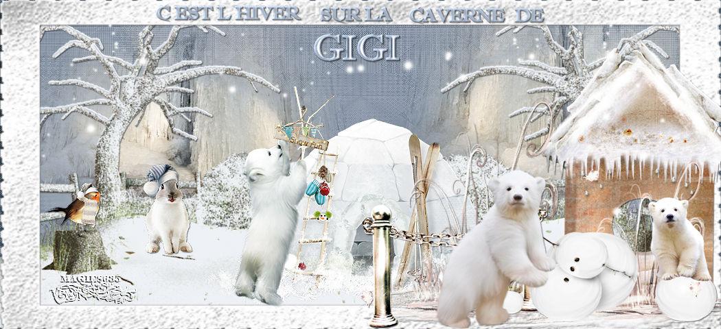 La Caverne de Gigi