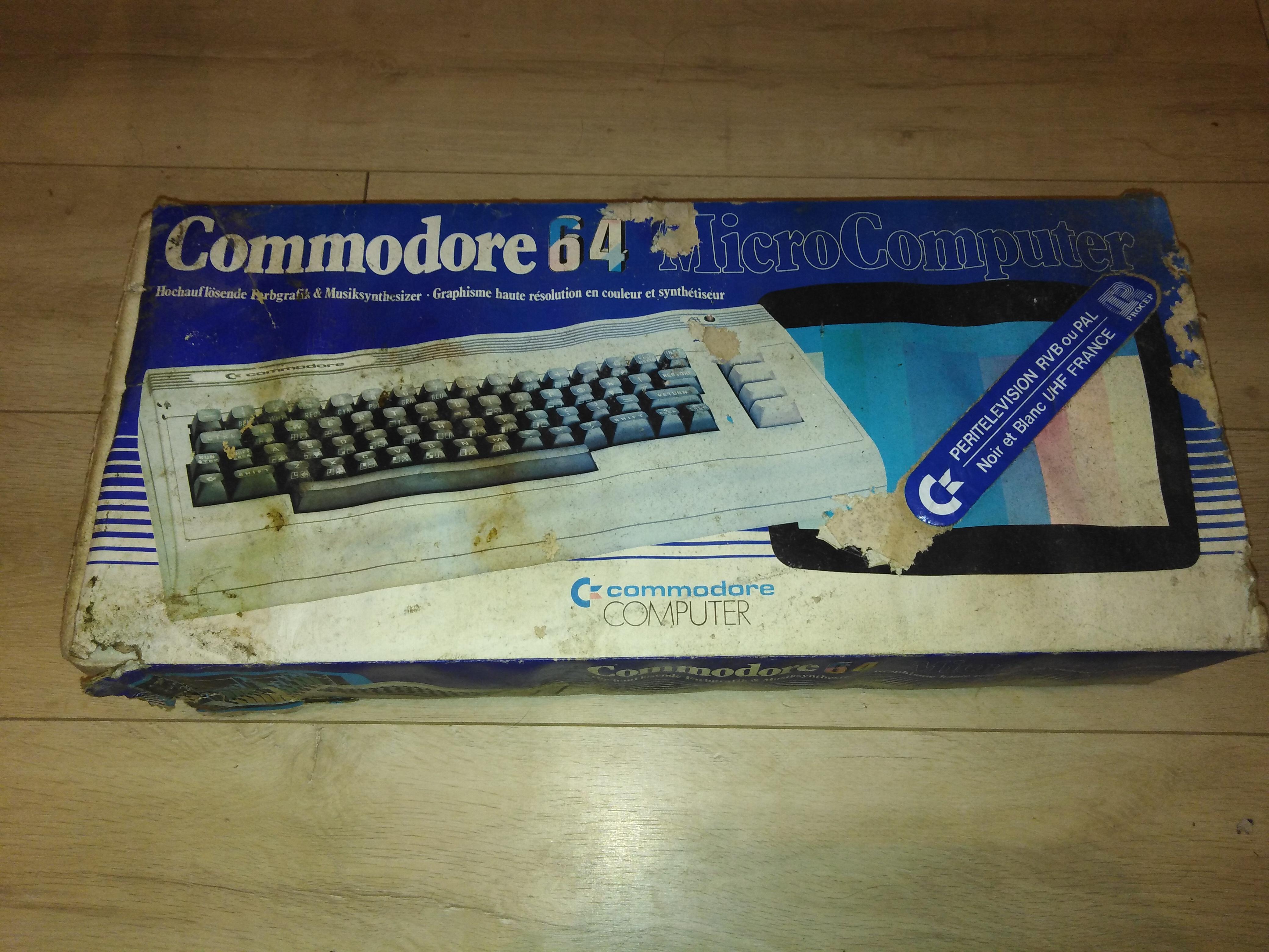Estimation Commodore 64 et vielles calculatrice TI ? N0b1l