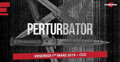 PERTURBATOR [Lyon - 69] > 01-03-2019