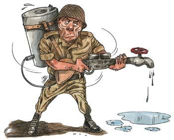 صراعات وحروب المياه