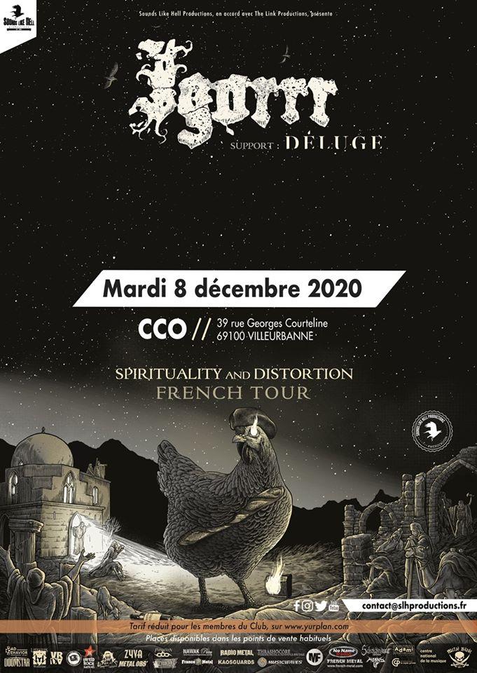 IGORRR [Lyon - 69] > 08-12-2020