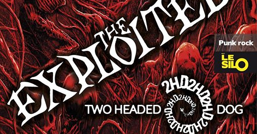 THE EXPLOITED [Verneuil sur Avre - 27] > 07-12-2019