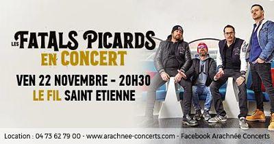FATALS PICARDS [St-Etienne - 42] > 22-11-2019