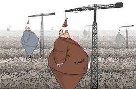 الفساد الاقتصادي واشكالية الحكم الراشد وعلاقتهما بالنمو الاقتصادي: دراسة حالة الجزائر