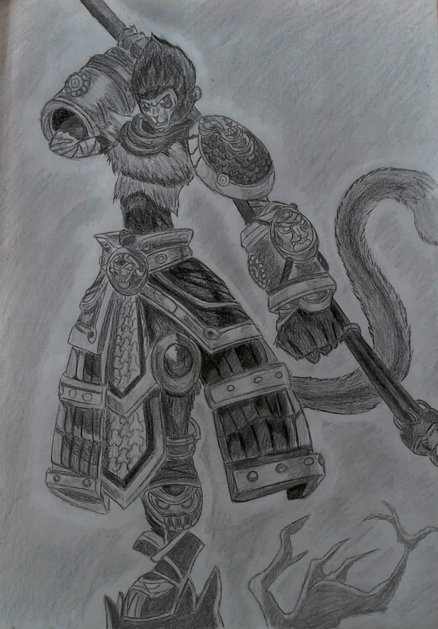 La patte artistique du chat noir !  NZYYd