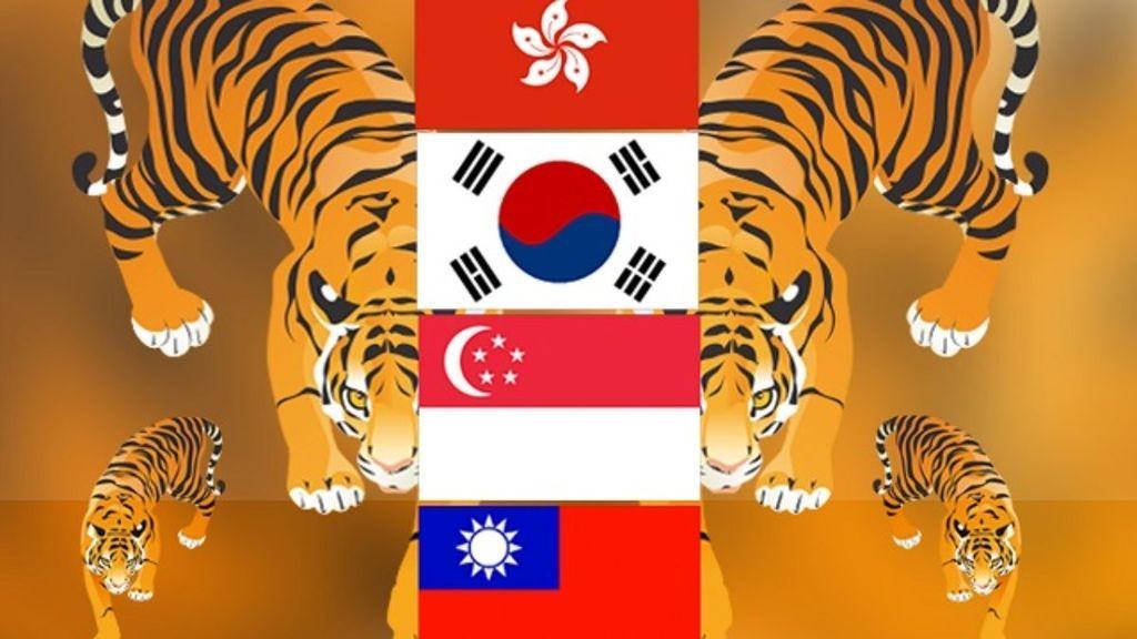 النمور الاسيوية: التجربة الاقتصادية الناجحة لهذه الدول