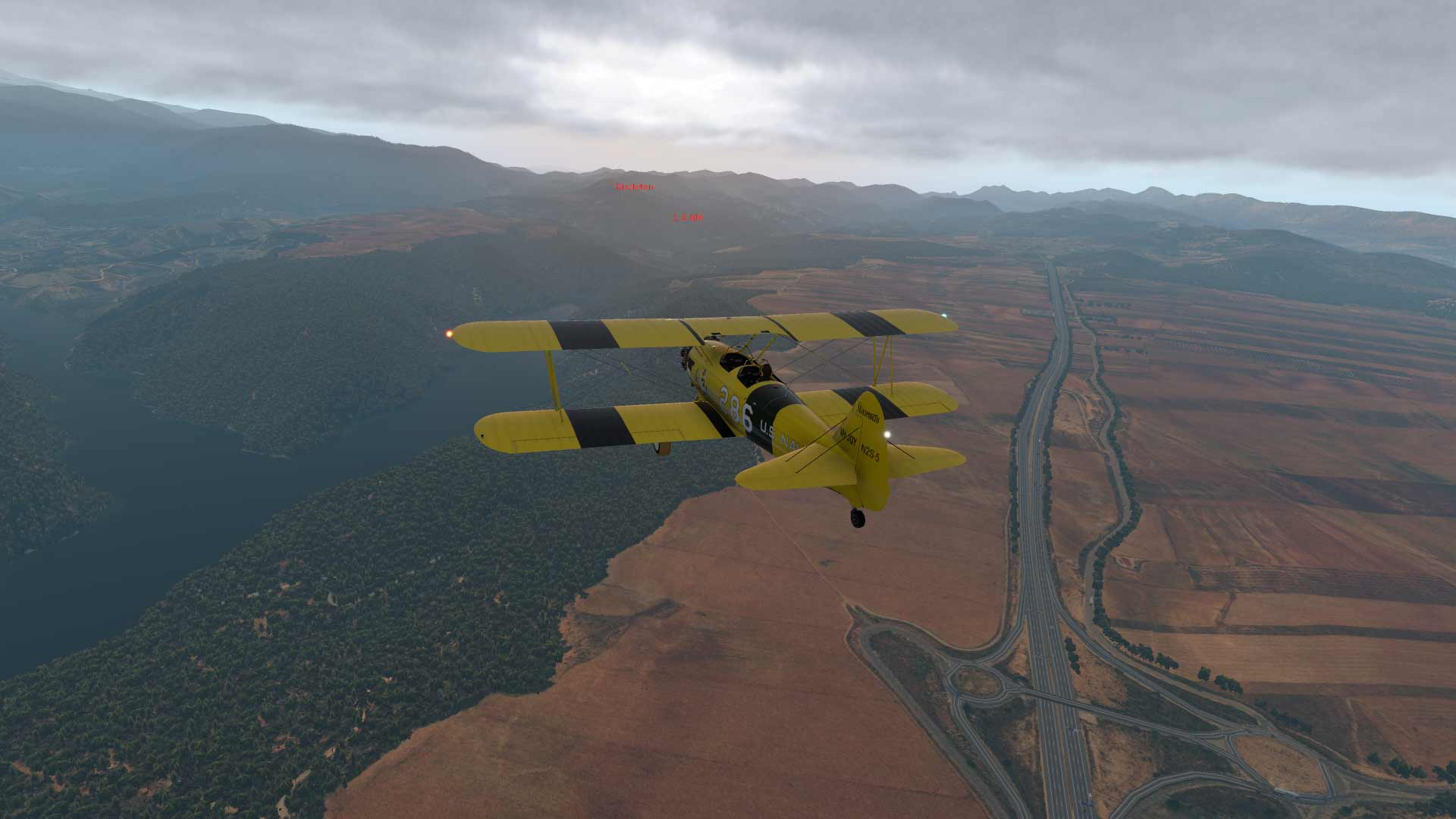 FSX-France Air Vintage Etape 7 NdrEX