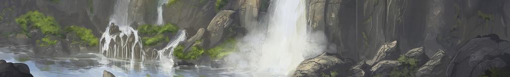 Les chutes Leso'ha