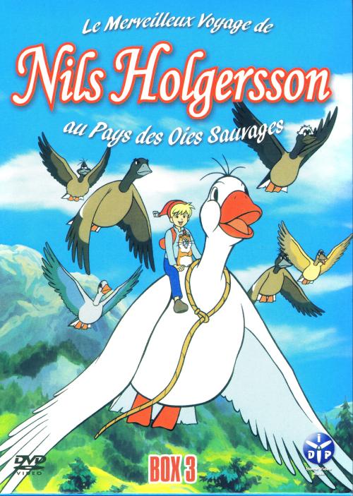 Nils Holgersson BOX 3 (Format : MKV)