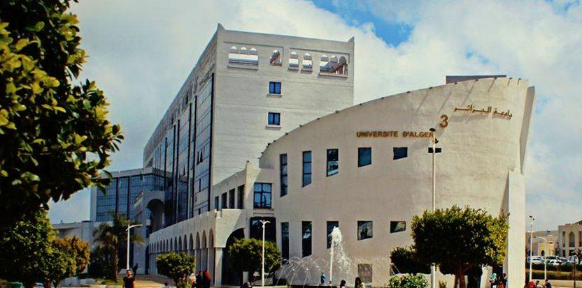 جامعة الجزائر 3: إعلان عن تنظيم مسابقة دكتوراه الطور الثالث تخصص علوم سياسية 2019-2020