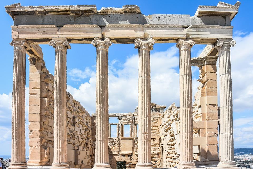 GRECE - Le Parthénon P3qJm