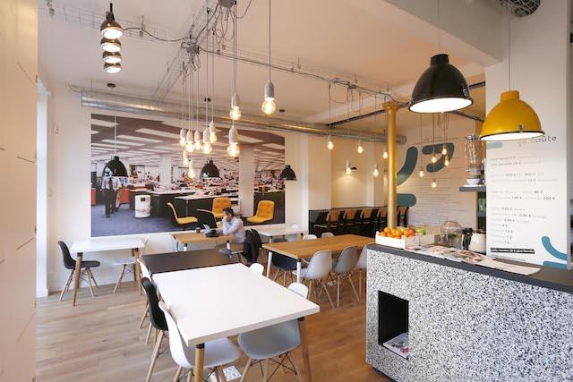 co working atypique privatiser paris location lieux atypiques paris. Black Bedroom Furniture Sets. Home Design Ideas