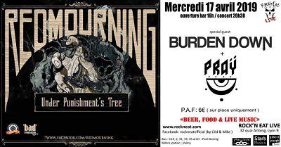 RED MOURNING [Lyon - 69] > 17-04-2019
