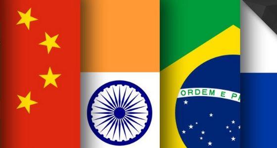 دراسة في الممارسة الديمقراطية والرشاد في الحكم وأثرهما على النمو والازدهار الاقتصادي: تجربة الهند والبرازيل