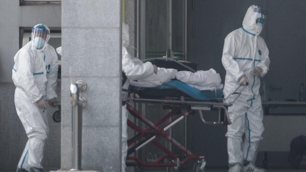 الأمن الصحي العالمي: فيروس كورونا بالصين