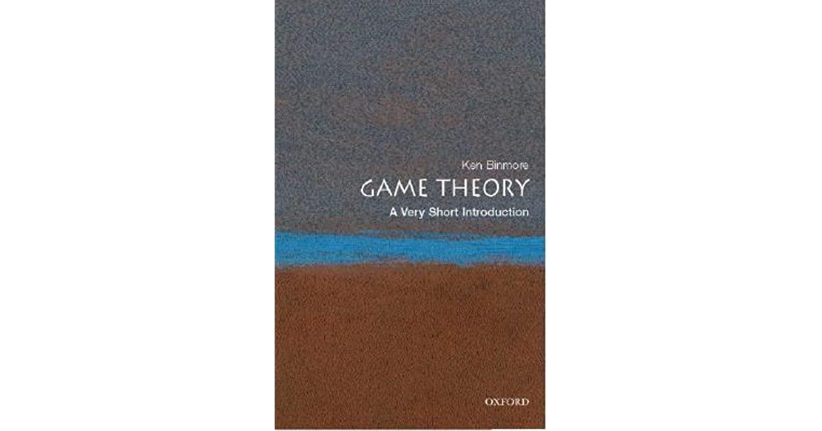 نظرية المباريات: مقدمة قصيرة جدًا
