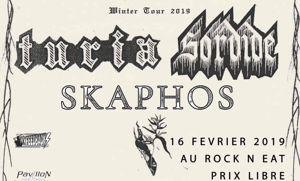 TURIA [Lyon - 69] > 16-02-2019