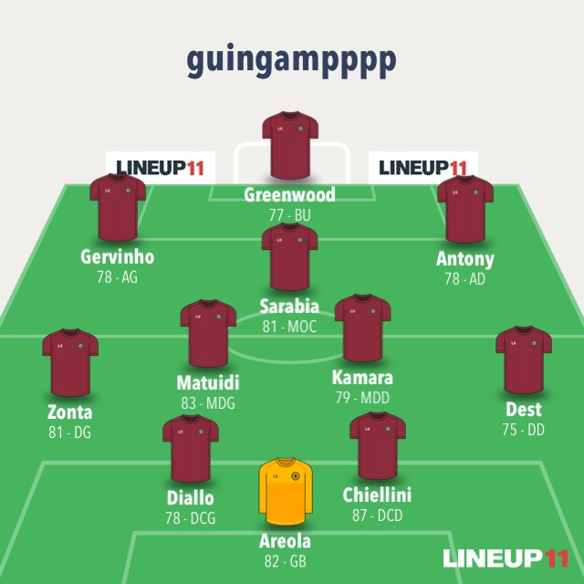 Composition Coupe de la Ligue Manager Fifa Premier et Deuxième tour avant Lundi 12h Q3RP9