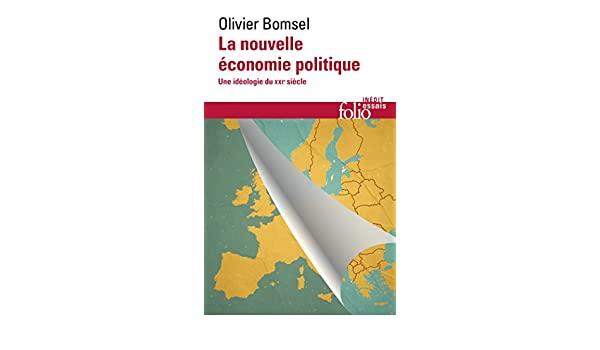 كتاب الاقتصاد السياسي الجديد – أوليفييه بومسيل (النسخة الفرنسية)