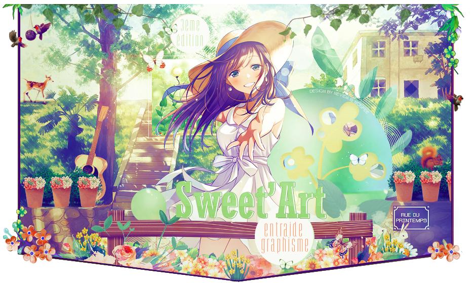 Sweet'Art • Graphisme