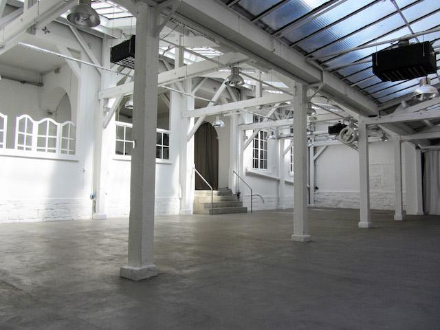location salle industrielle paris