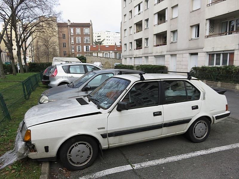Le topic des anciennes crois es dans la rue rappel en p 1 for Garage volvo montrouge
