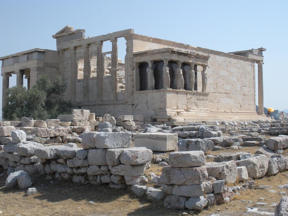 GRECE - Le Parthénon R9q78