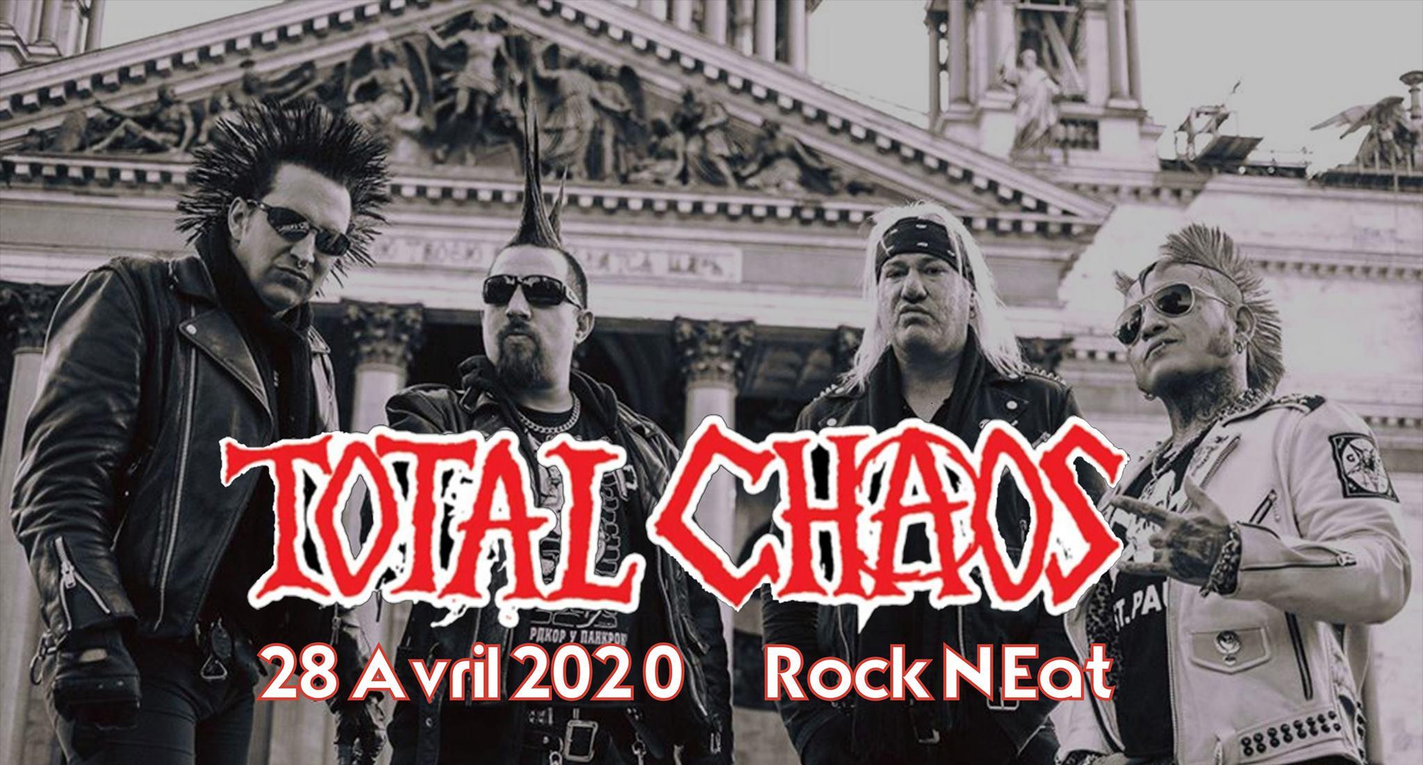 TOTAL CHAOS [Lyon - 69] > 28-04-2020