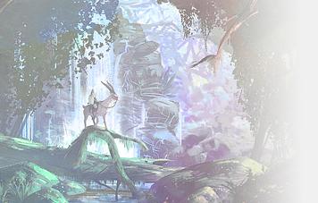 La forêt sylvestre