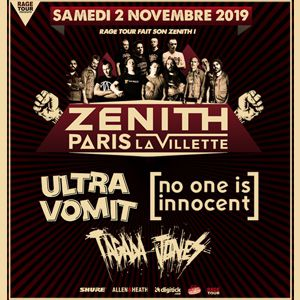 ULTRA VOMIT [Paris - 75] > 02-11-2019