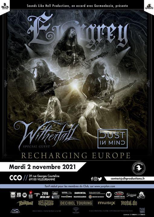 EVERGREY [Lyon - 69] > 02-11-2021