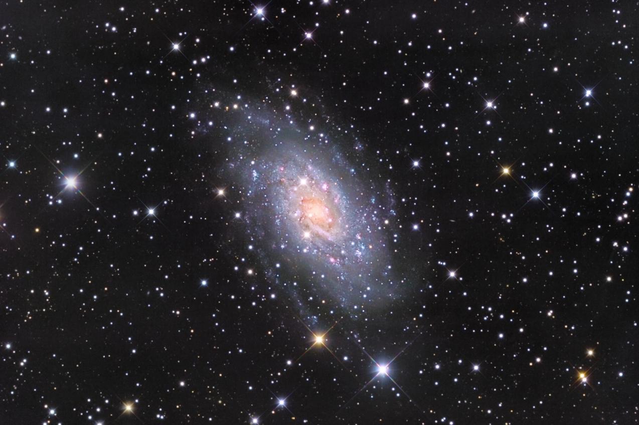 NGC2403 à l'ODK16 V0Zx3