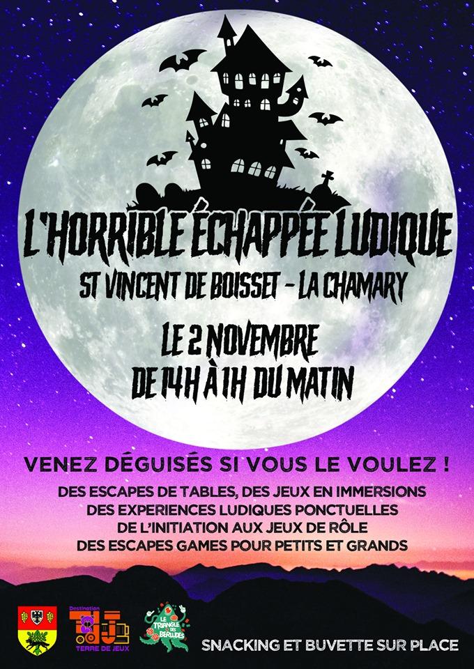 Samedi 2 Novembre : Sortie à St Vincent / Séance libre VK31A