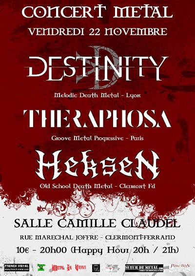 DESTINITY [Clermont-Ferrand - 63] > 22-11-2019