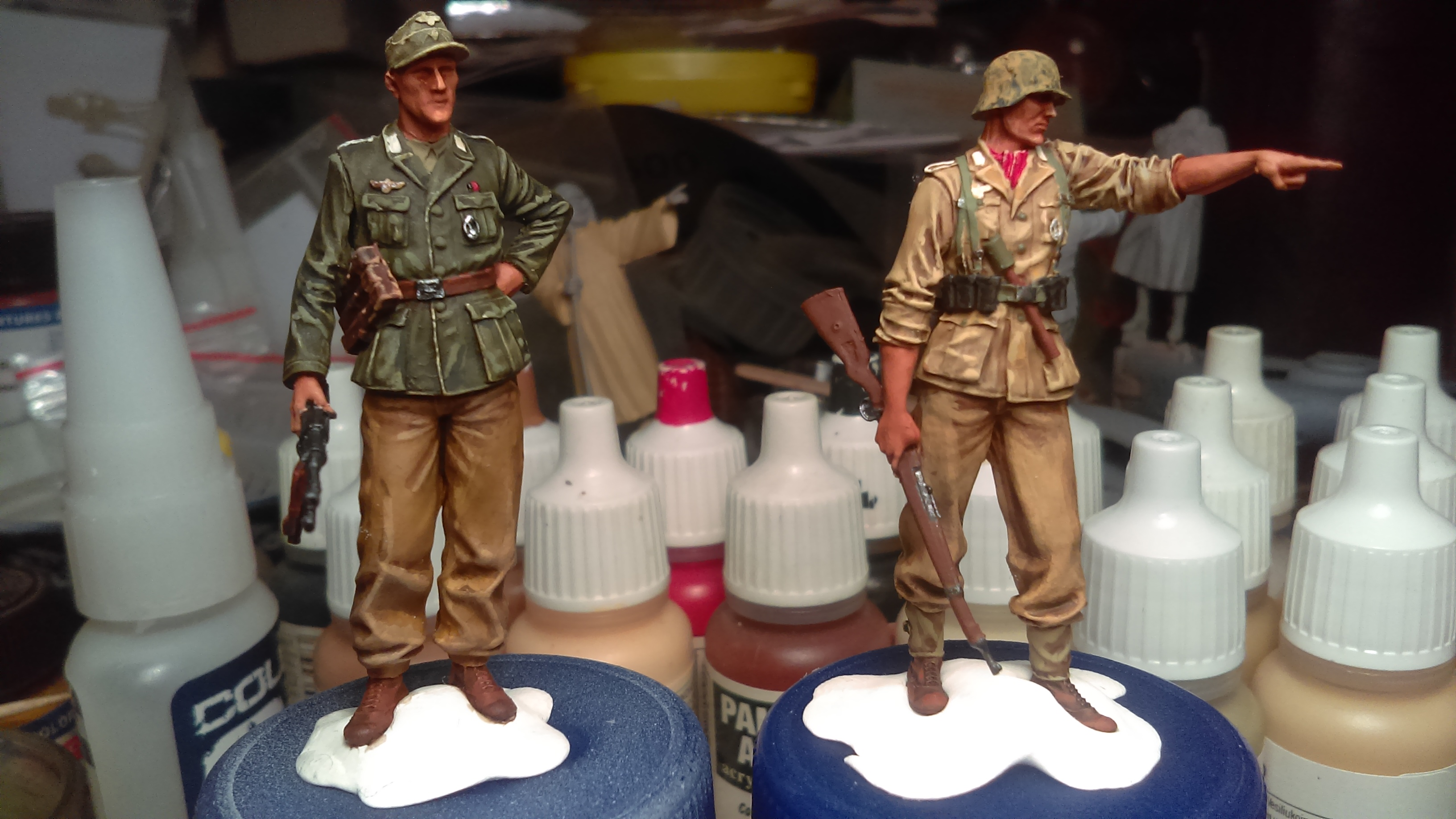 FIGURINES SCALE 75 Infanterie D.A.K 1/35 VLL2g