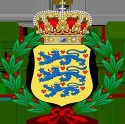 [✔] Royaume du Danemark VQR4D