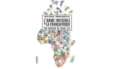 كتاب السلاح الخفي لفْغُونْسَافْخِيك: قصة فرنك الاتحاد المالي الافريقي