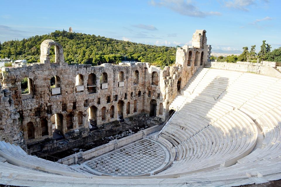 GRECE - Le Parthénon VbqAe