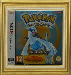 Pokémon version Argent (console virtuelle 3DS)