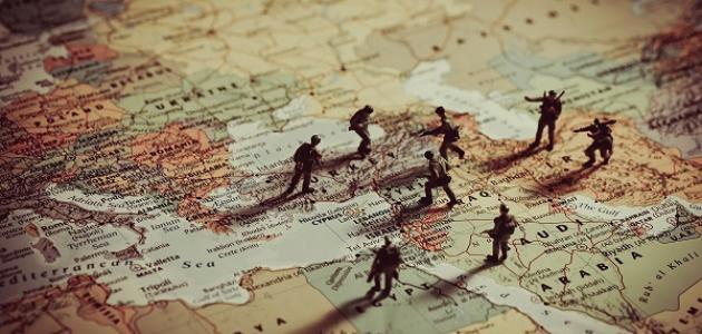 دوافع الصراع بين الدول