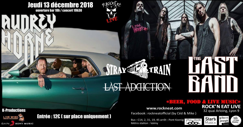 AUDREY HORNE [Lyon - 69] > 13-12-2018