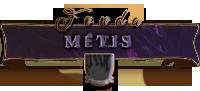 Confrérie Métis - Fondatrice