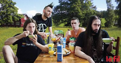 CONCOURS CONCERT : ULTRA VOMIT