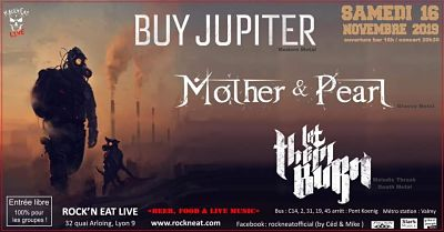 BUY JUPITER [Lyon - 69] > 16-11-2019